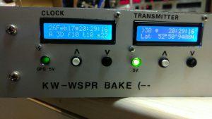 Kurzwellen WSPR Bake im i57 Clubheim