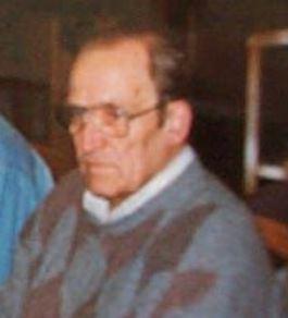 Theo, DK7QT beim i57 OV Abend 1996